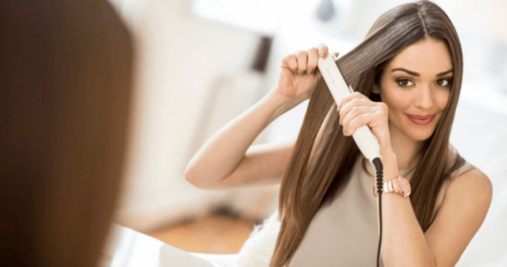 How to Get Perfectly Straight Hair At Home With Natural Ingredient