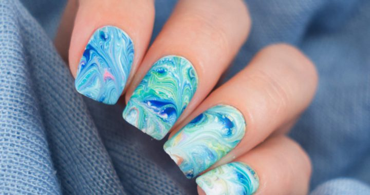 Monsoon Themed Nail Polish Color Ideas To Try