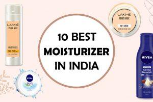 10 Best Moisturizer For Dry Skin In India